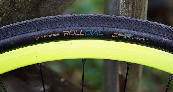 VEE Tire Co Rolldiac cycle tyre bicycle