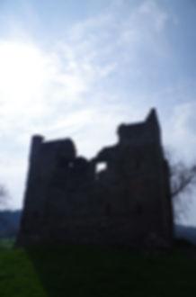 Hopton Castle Shropshire
