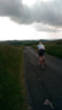 Eroica Britannia Cyclist