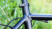 Edinburgh bicycles Revolution Cross 2 frame and seat post clamp