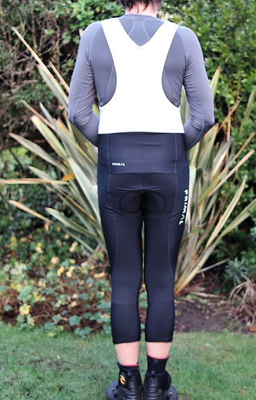 primal uk cycling bike dawn bib knickers threequarters test review seven day cyclist