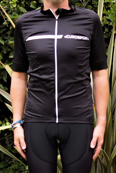 Tenn Eurosport Global GC cycling bicycle jersey test review