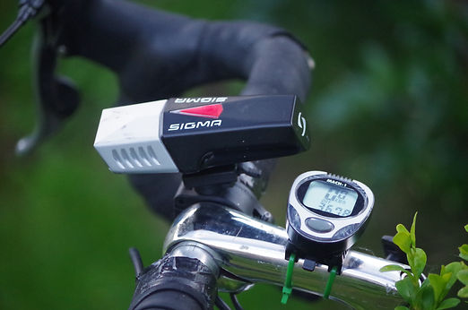 Sigma buster bicycle front light