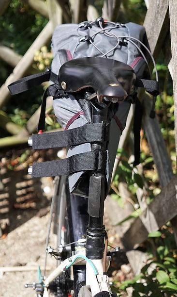 straps, cycle bag seat saddle bicycle luggage