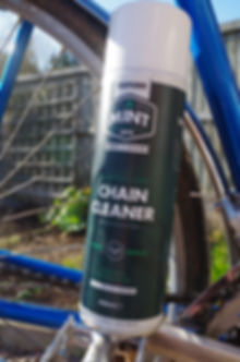 Oxfod mint Bike chain cleaner test review cleaning maintenance