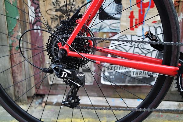 goldhawk cycles bike cyce roadax seven day cyclist