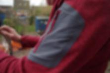 Sprayway Saul Half-Zip Fleece Test review