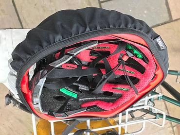 cycle bike helmet cover harness