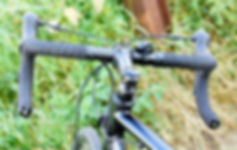 Edinburgh Bicycles Revolution Cross 2 bars and headset