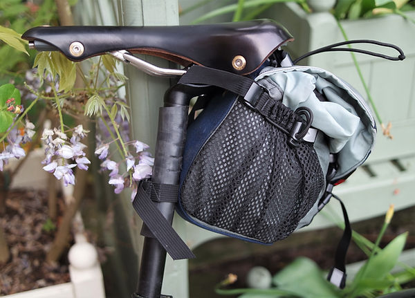 saddle seat bag bicycle cycle bike