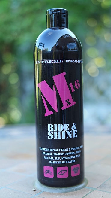 cycle bicycle bottle M16 Ride shine