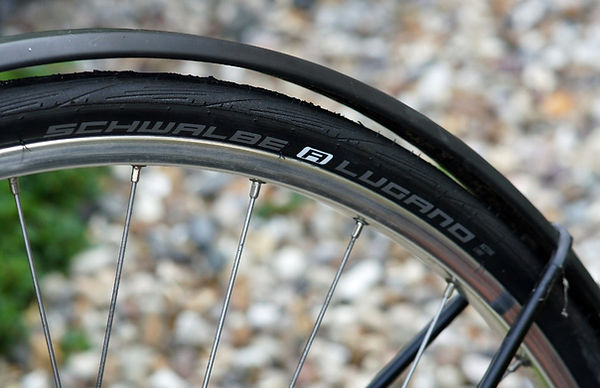 Schwalbe Lugano Wire Bead Bicycle Cycle Road Tyre