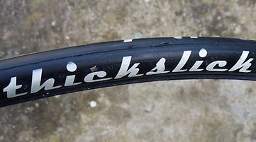 Schwalbe thick slick thickslick tyre tires