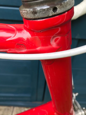 frame protection patch bicycle lug