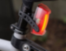 Xeccon mars 60 COB rear light