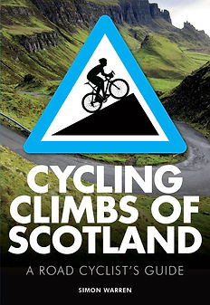 Cycling Hill climbs of the UK Scotland