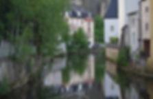 river grund luxembourg city