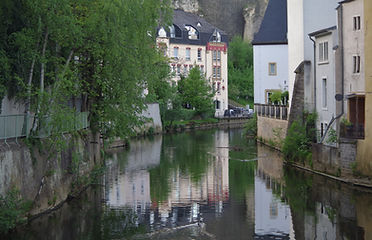 river grund luxembourg city