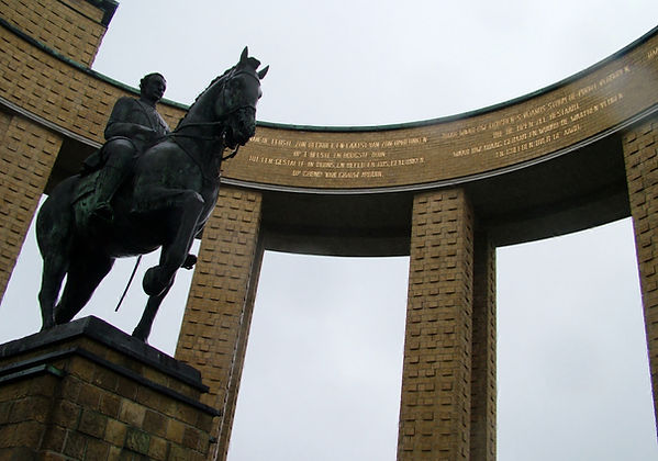 King Albert Memorial, Nieuwpoort