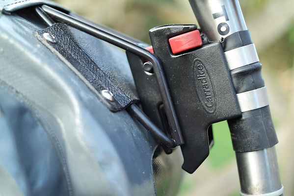 bracket carradice bike cycle bicycle veo