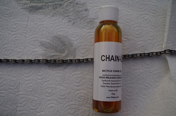 Chain L high mileage formula chin oil lube bike bicycle