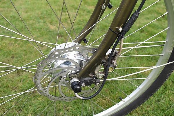 Tout Terrain rotor disc brake