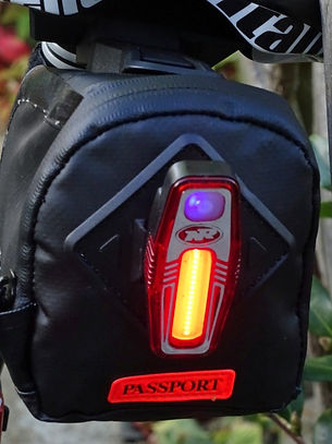 Nite rider sabre 35 cycle bicycle rear light review