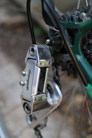hanger mech rear bicycle derailleur acron nut