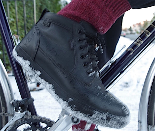 Chrom Storm Pro 415 Leather SPD cyling workboot boot shoe