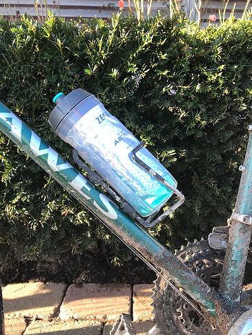 Bicycle cycle bottle zefal bidon cycling