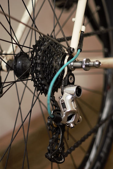 chain lube cycle bike bicycle cassette derailleur mech rear