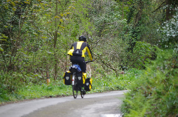 NCR4 Celtic Trail Pembrokeshire Cyclist Touring