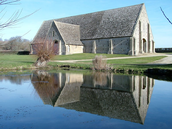 Tithe Barn Great coxwell