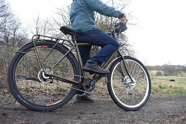 Swytch set up e bike retrofit