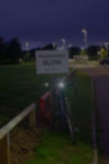 front light beam cycle bicycle Ravemen 250 lumen