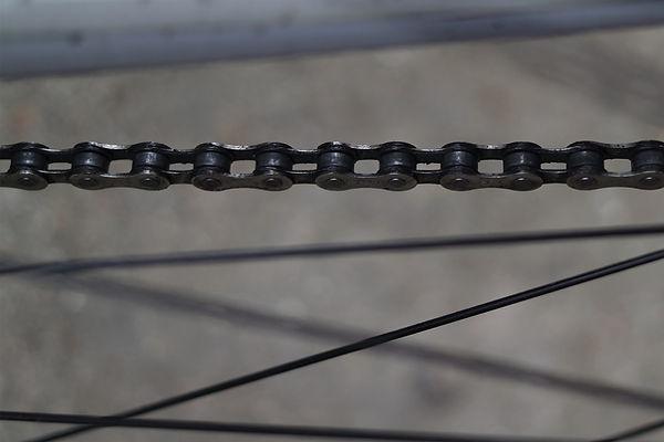 chain bike lube dirt bicycle bike cycle