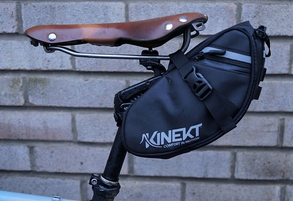 seat pack saddle bag luggage bicycle cycle bike rad velo