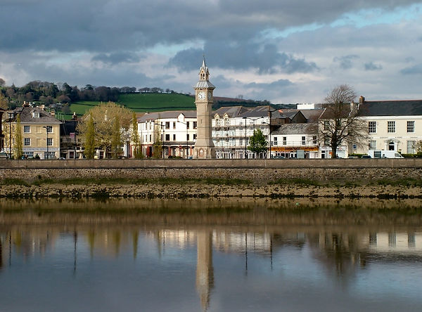 barnstaple clock tower devon