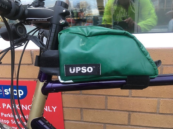 top tube bicycle cycle bike bag UPSO