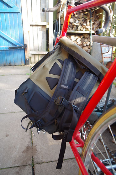Chrome, urban, commute, cycling, backpack, tst review, rucsac