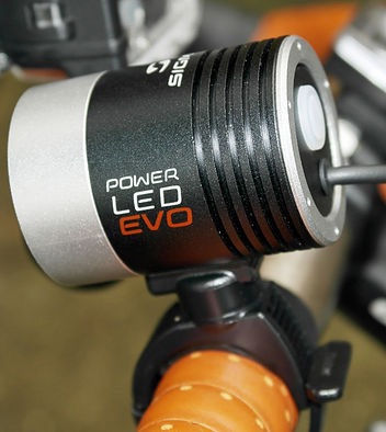 Sigma Powerled Evo Pro bicycle light