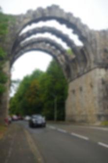louis XVI sun king maintenon aqueduct ruin France
