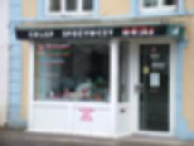shop polish wales llanbydder