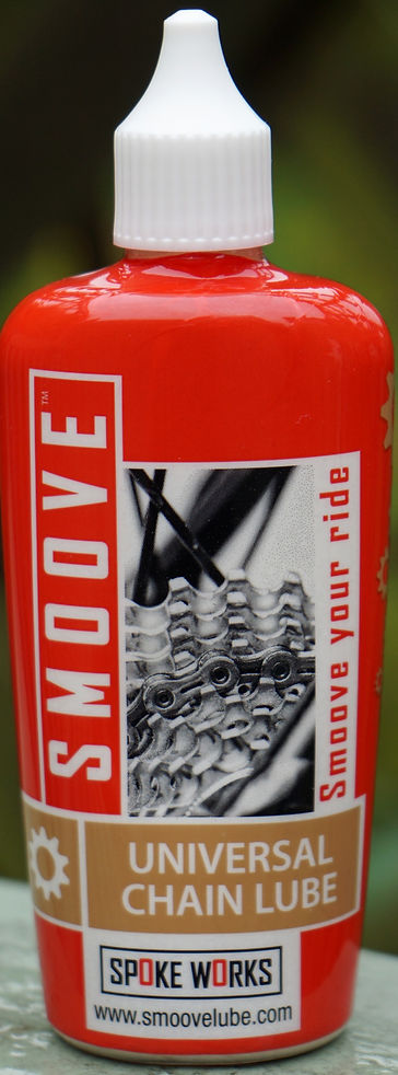 Smoove Universal Chain Lube  tested Reviewed