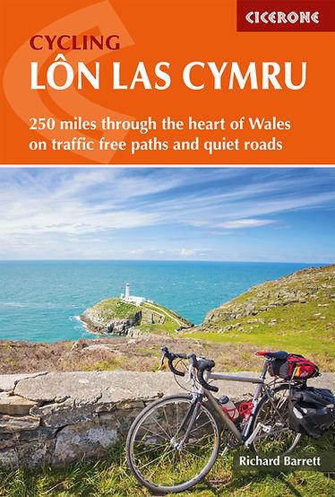 Cicerone Lon Las cymru Cycingrichard Barrett Guide Review
