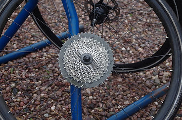 cassette bike bicycle cycle clean gear