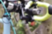 Genetic Neuron Accessory handlebar bar extender cycling bike
