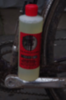 bottle miracle red cleaner bike bicycle cycle degreaser