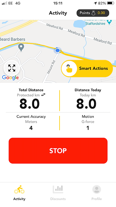 cycling bicycle safety app busby