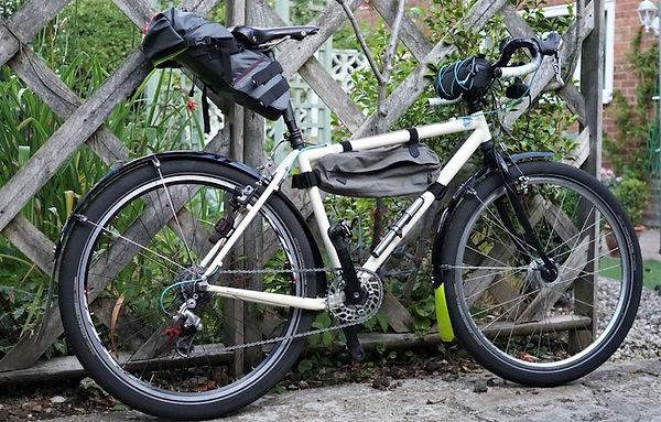bike bicycle cycle velo bags bikepacking gear luggage